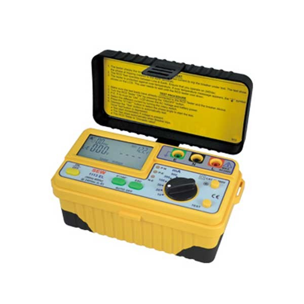 1113 EL Digital RCD Tester
