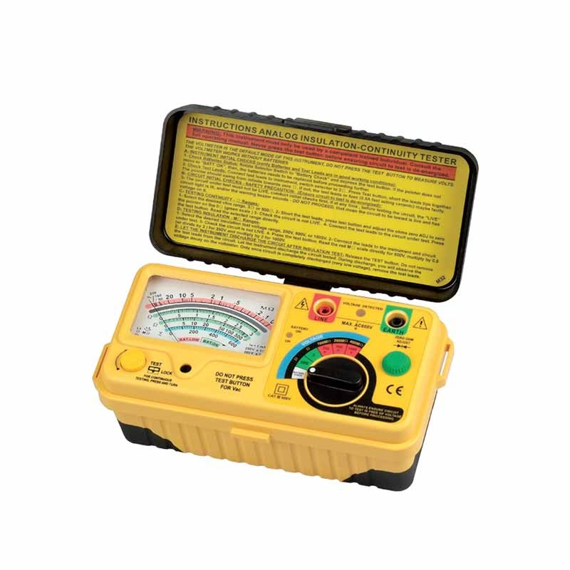 1132 IN Analogue (1kV below) Insulation Tester