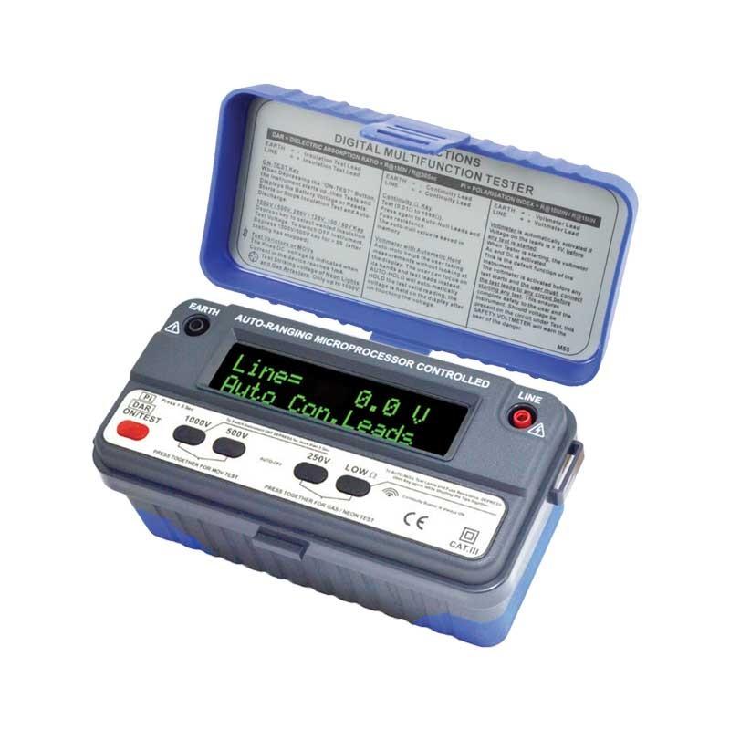 1152 MF-M Insulation & Multifunction Tester (OLED)