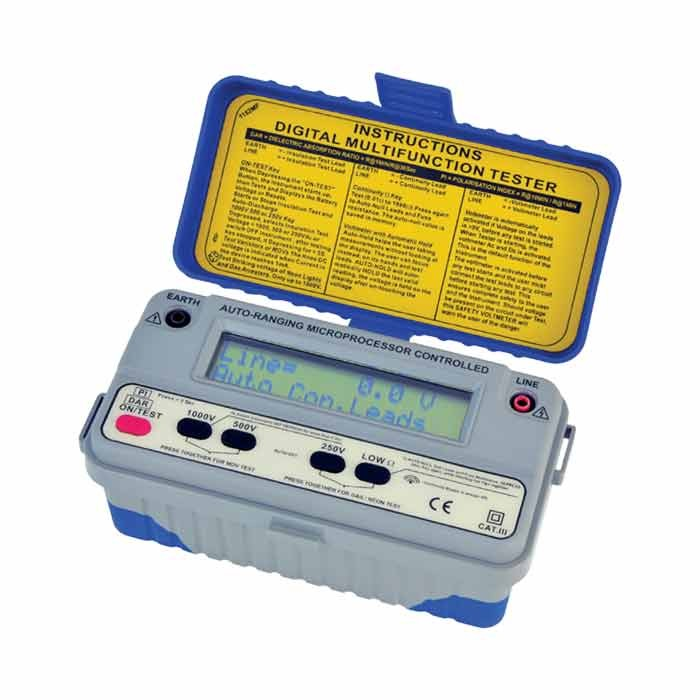 1152 MF Insulation & Multifunction Tester (LCD)