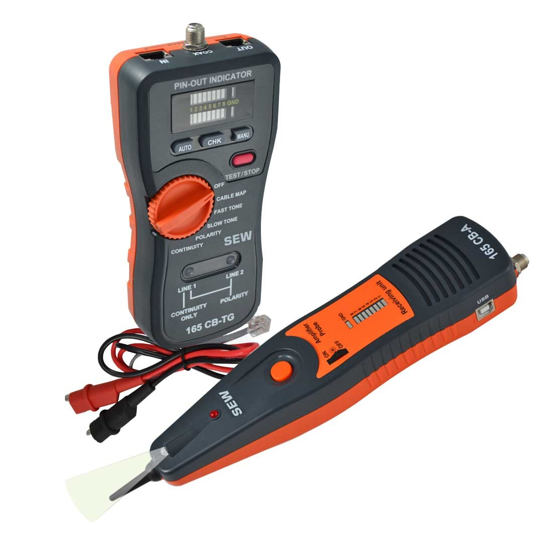 165 CB Multi-purpose Cable Tester