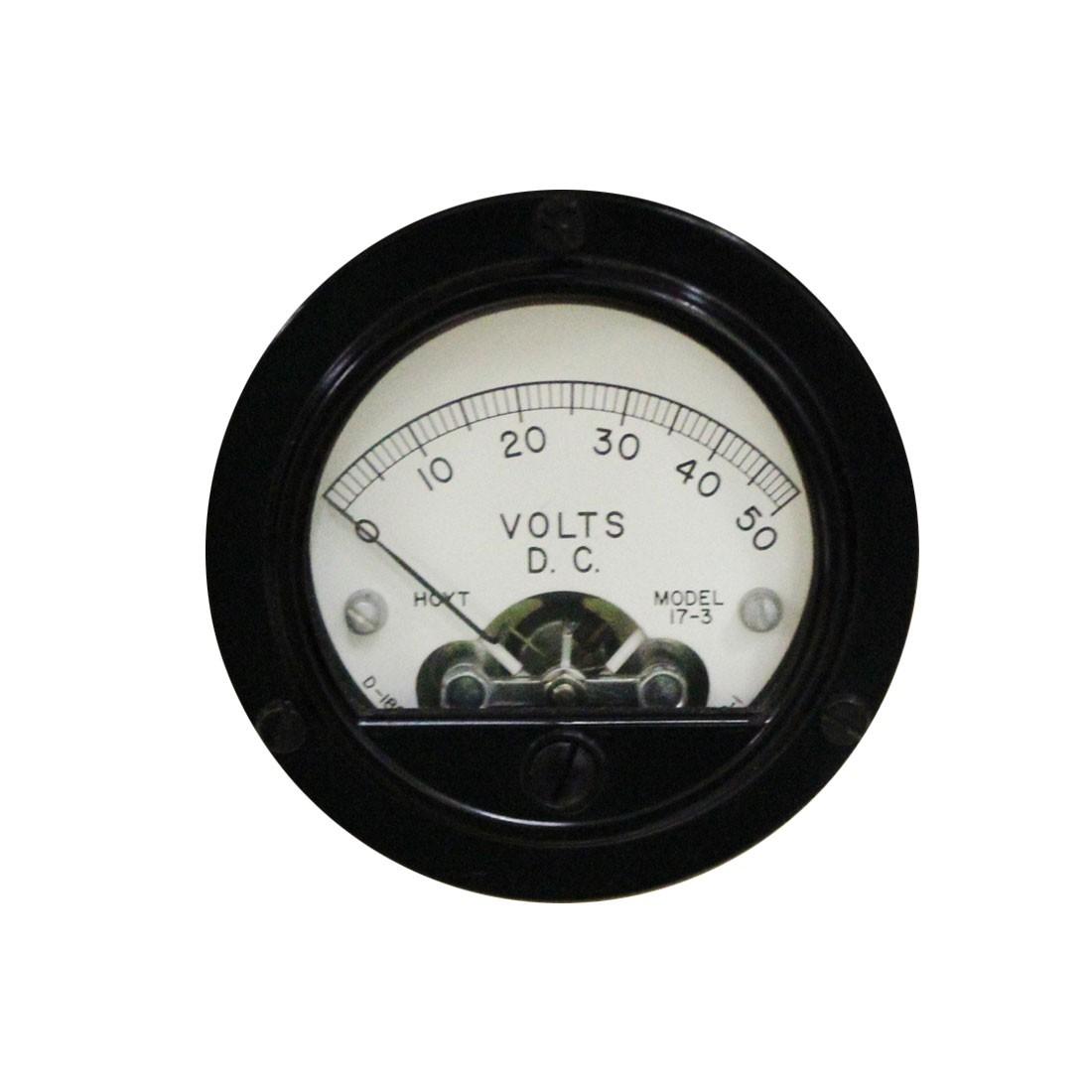 17/3MM DC Analog Panel Meter