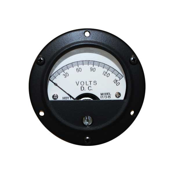17/3MM DC Analog Panel Meter