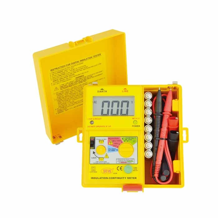 1851IN Digital (1kV below) Insulation Tester