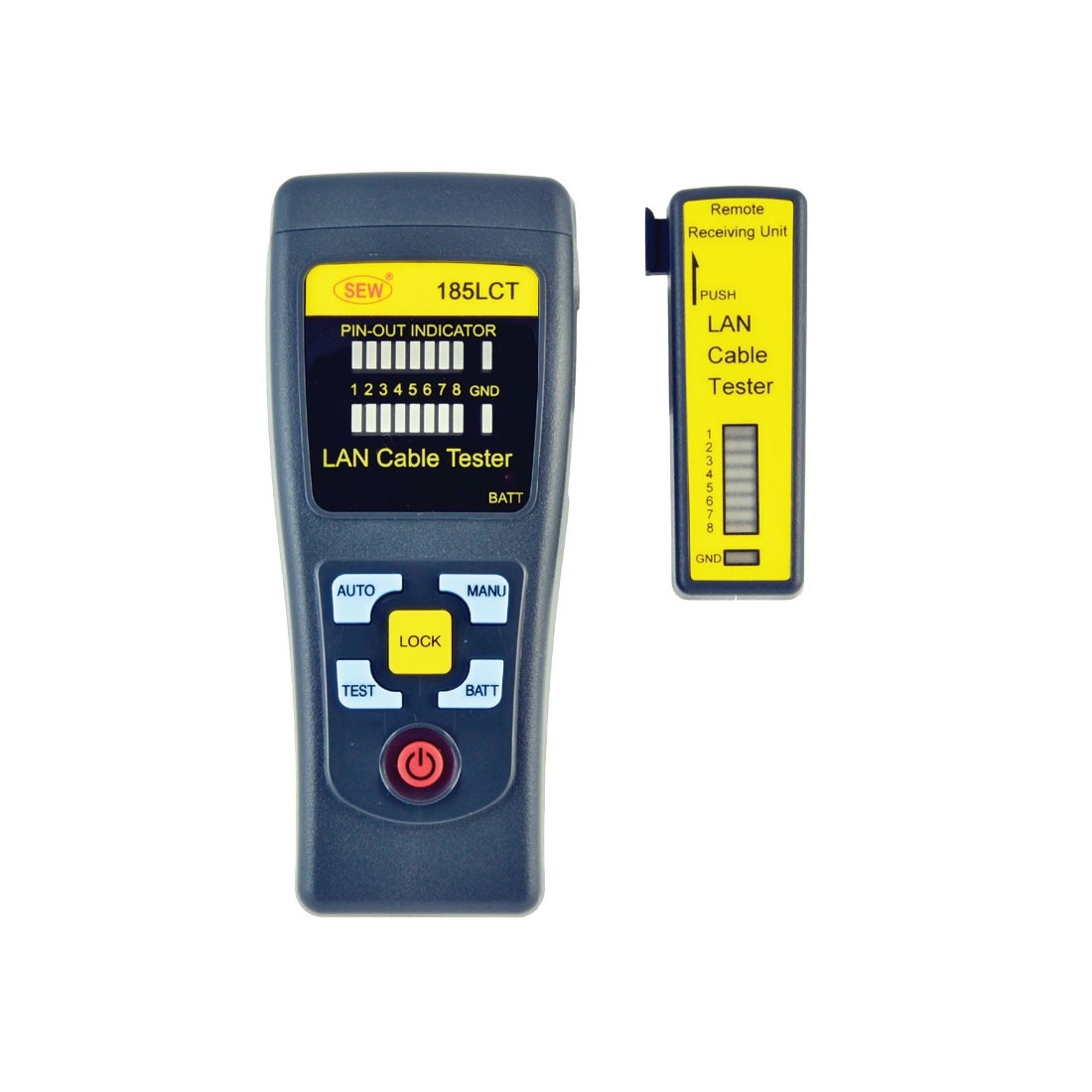 185LCT LAN Cable Tester
