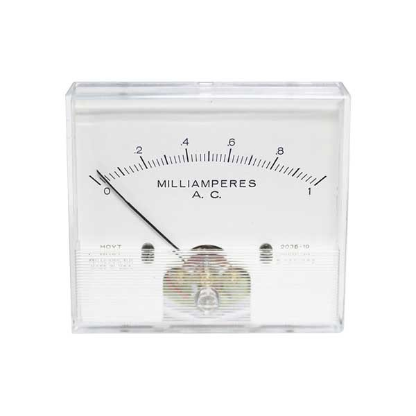 2036R Rectified AC Panel Meter