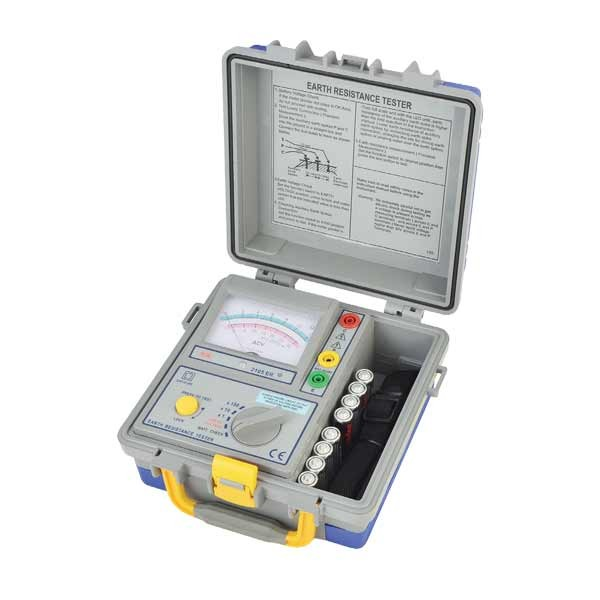 2105 ER 3 Wire Analogue Earth Resistance Tester