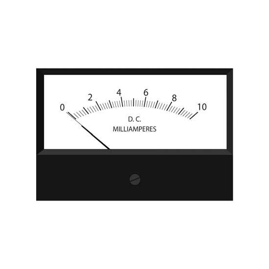 2135 DC Analog Panel Meter