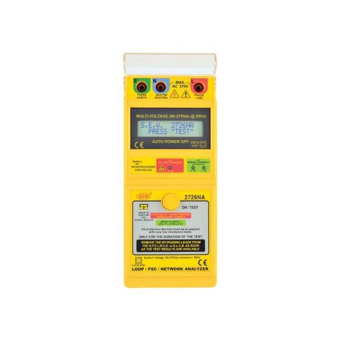 2726 NA Digital Electrical Network Analyzer