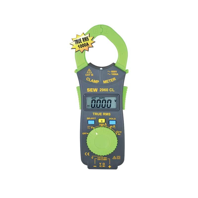 2960 CL AC Clamp Meter with DCV function