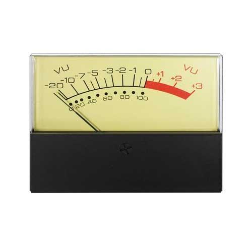 3125VU - Analog VU Meter