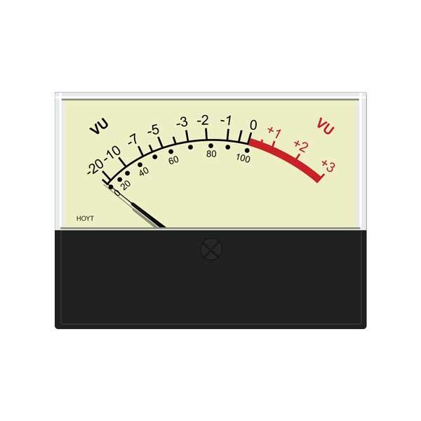 3135VU - Analog VU Meter