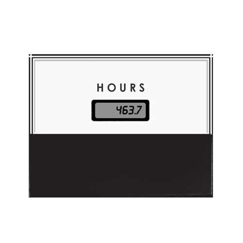 313-HRD Elapsed Time Meter