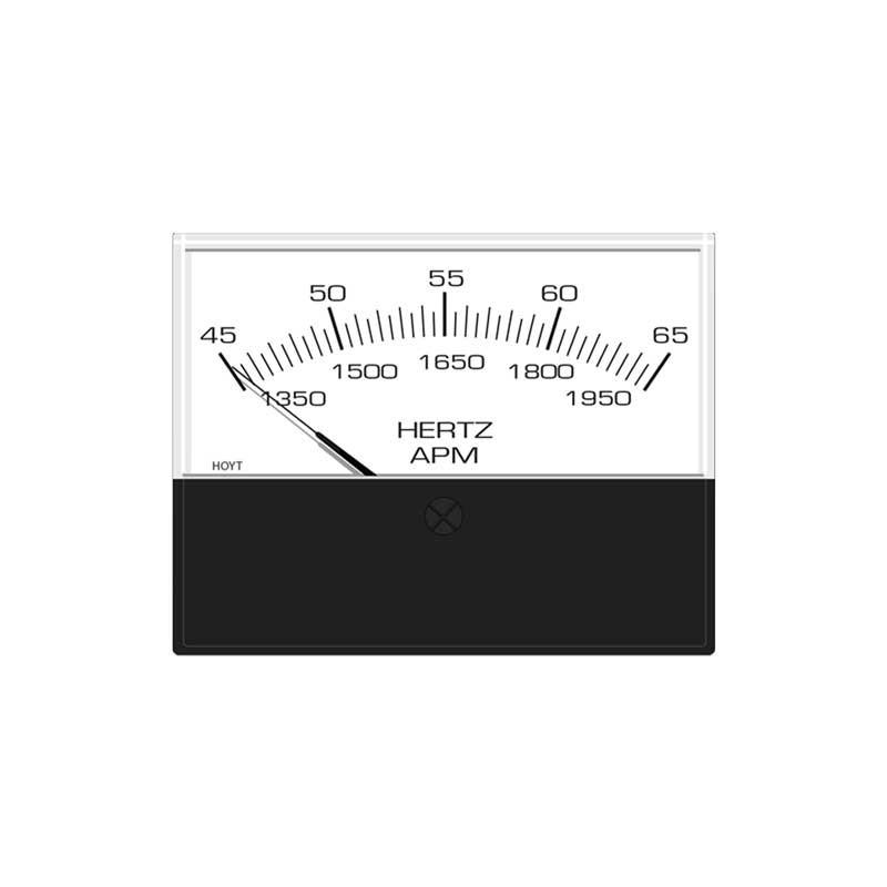 3126 AC Analog Panel Meter