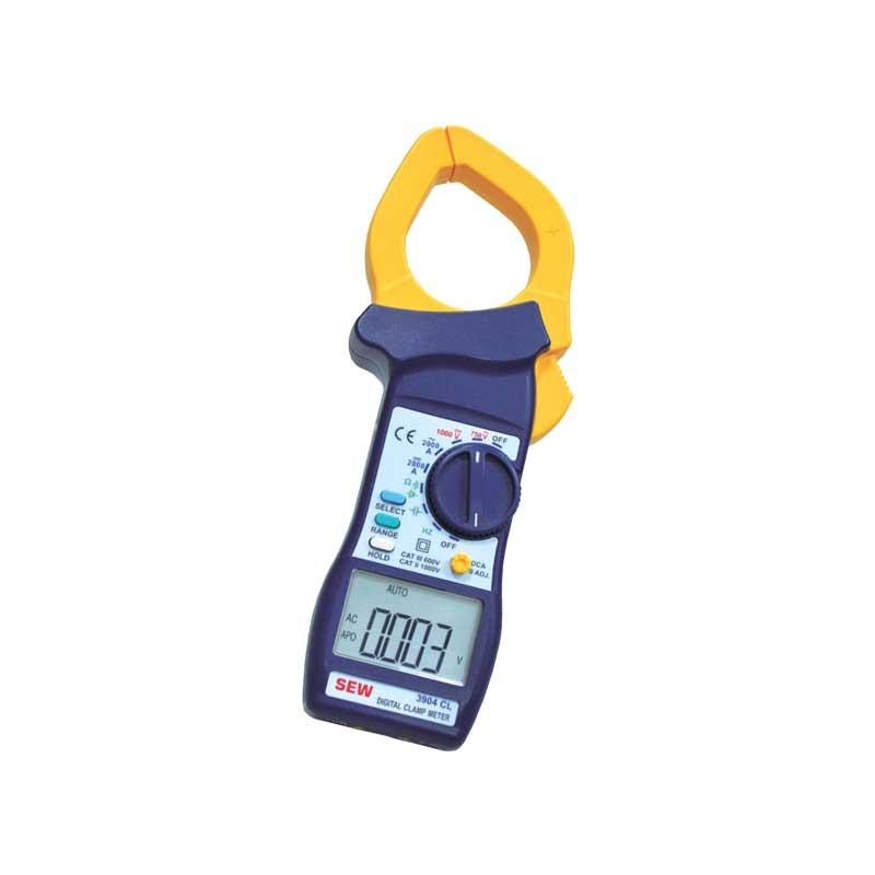 3904 CL AC / DC Clamp Meter