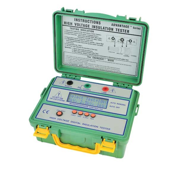 4104 IN Digital Insulation Tester