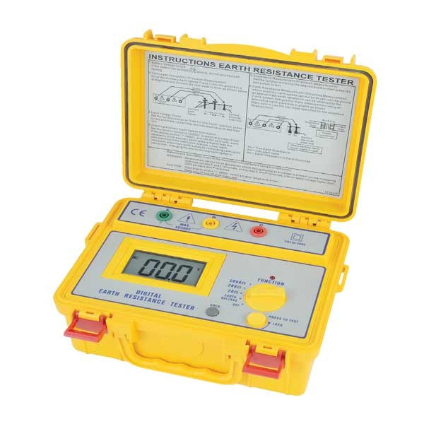 4120 ER 3 Wire Digital Earth Resistance Tester