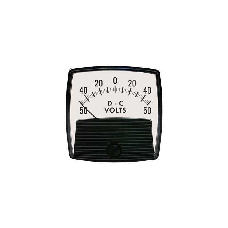 5015 DC Analog Panel Meter