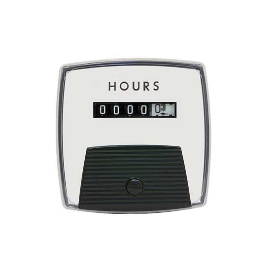 502-HRM Elapsed Time Meter (Mechanical)