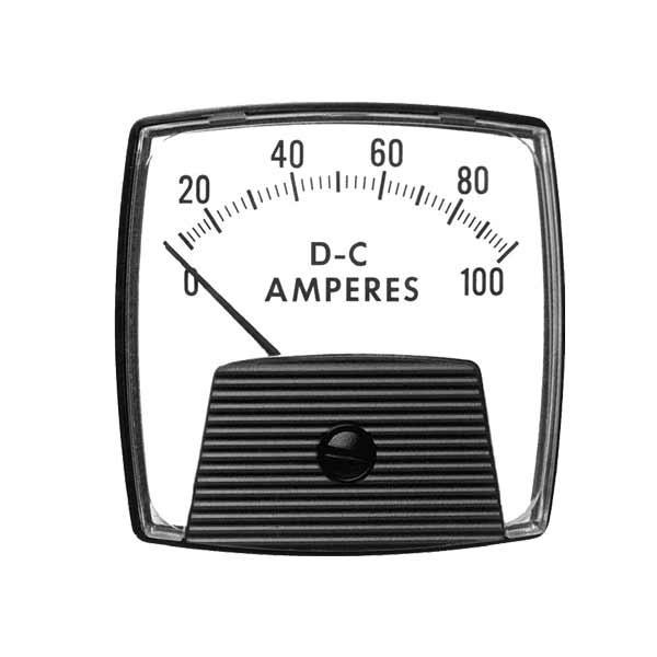 5035 DC Analog Panel Meter