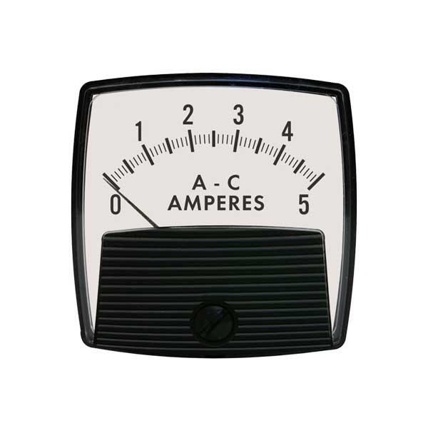 5026 AC Analog Panel Meter