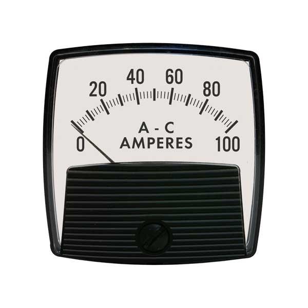 5036 AC Analog Panel Meter