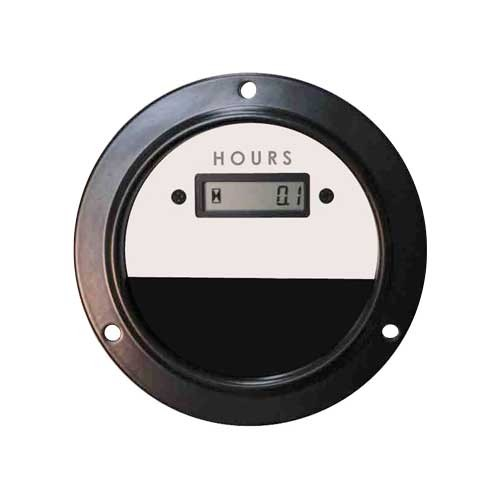 582MM-HRD Rugged LCD Digital Hour Meter