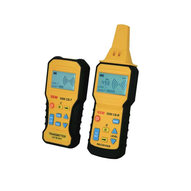 5500 CB Cable Locator (LCD type)