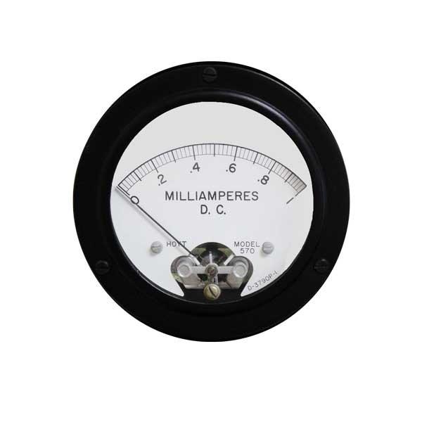 570 DC Analog Panel Meter