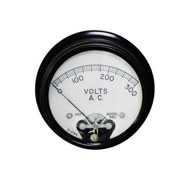 580 AC Analog Panel Meter