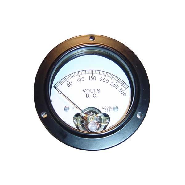 582 DC Analog Panel Meter