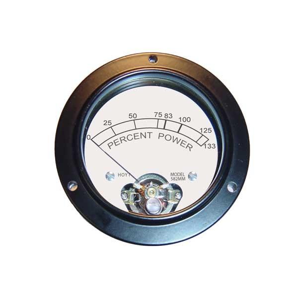 582MM DC Analog Panel Meter