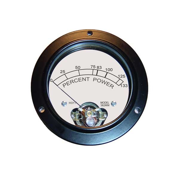 582MM DC Analog Panel Meter