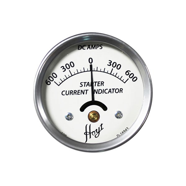 Hoyt 629 600Amp Start Current Indicator