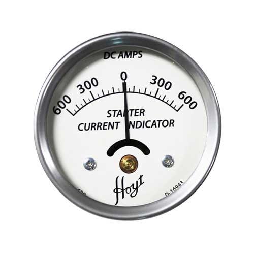 Hoyt 629 Starter Current Indicator