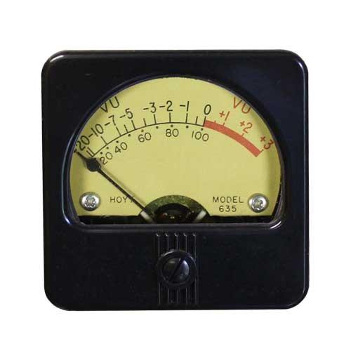 635VU - Analog VU Meter