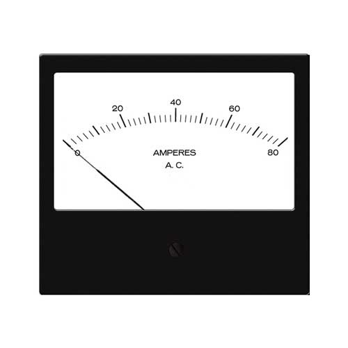 681 AC Analog Panel Meter