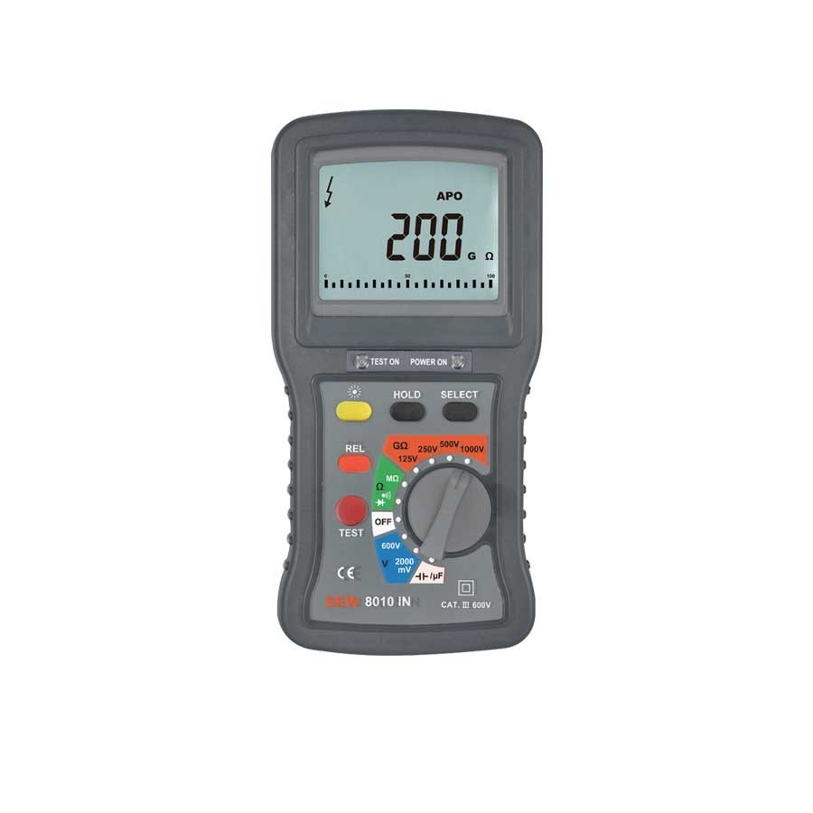 8010IN Digital Insulation Multimeter
