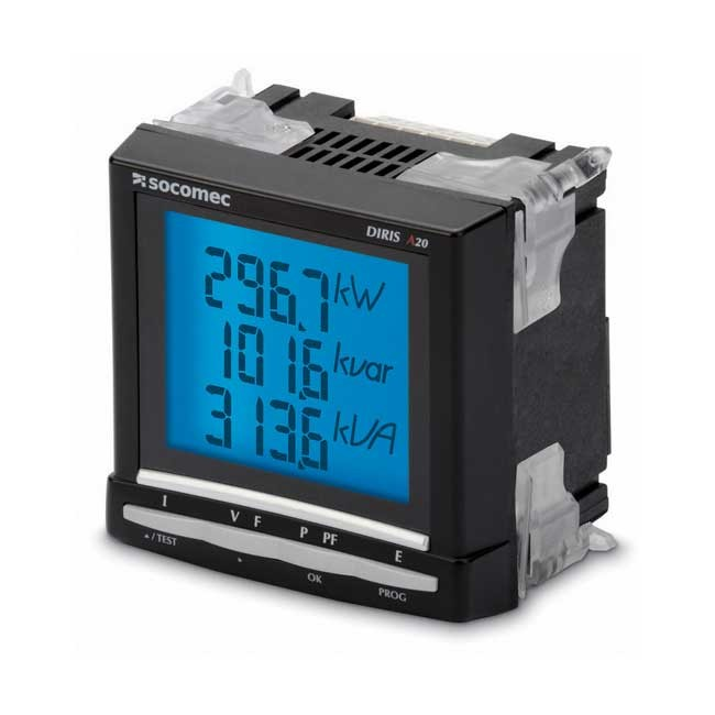 Diris A-20 power metering and monitoring devices