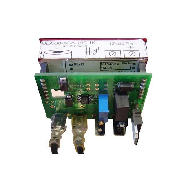 DLA-30-ACA-100-1K LED AC Ammeter - Front View