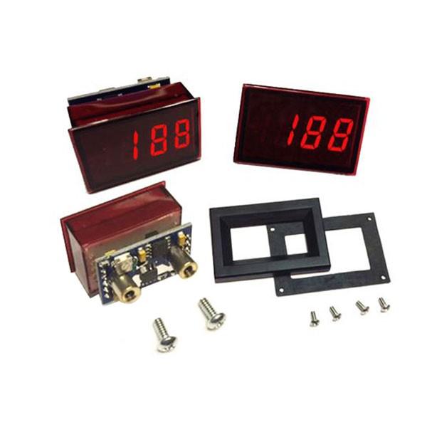 DLA20-DCM DC Powered LED Digital Panel Meter