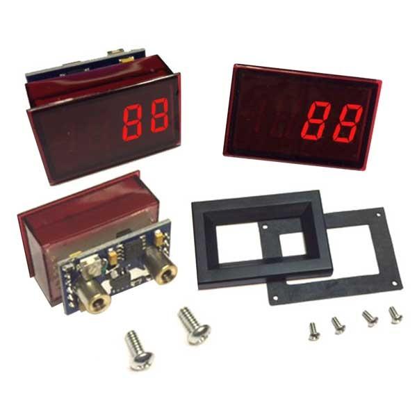 DLA20-LM Digital AC Voltmeter