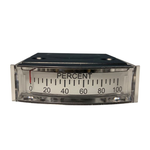 H6286 Edgewise Panel Meter - Front View