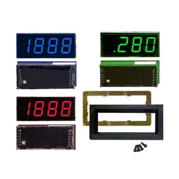 HDLA Series Voltage Powered LED Digital Panel Meter