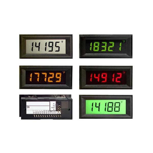 HDMO-7 Series LCD Digital Panel Meter