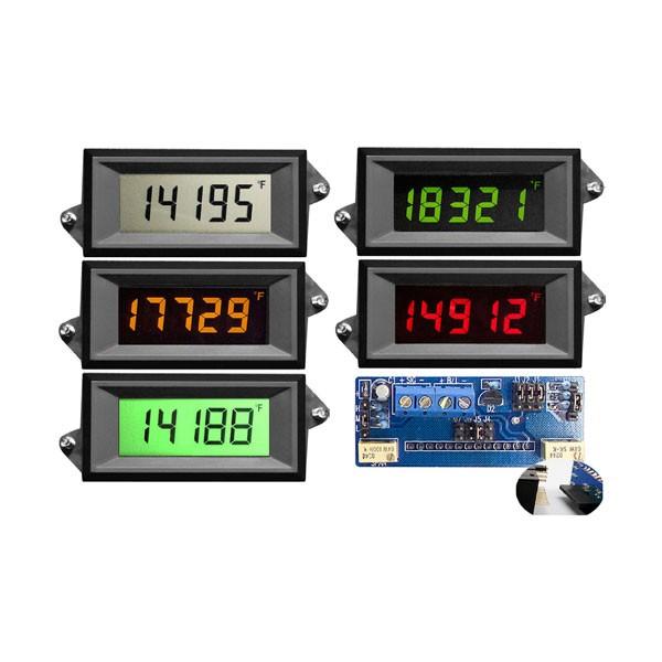 HLPI-4-XEC Loop Powered LCD Digital Panel Meter