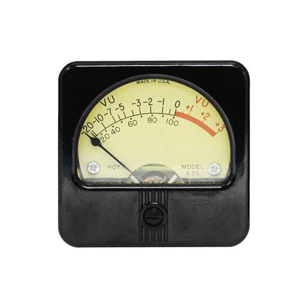 Hoyt  VU Audio Analog Panel Meter