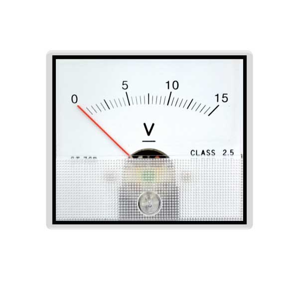HST-70P AC/DC Analog Panel Meter