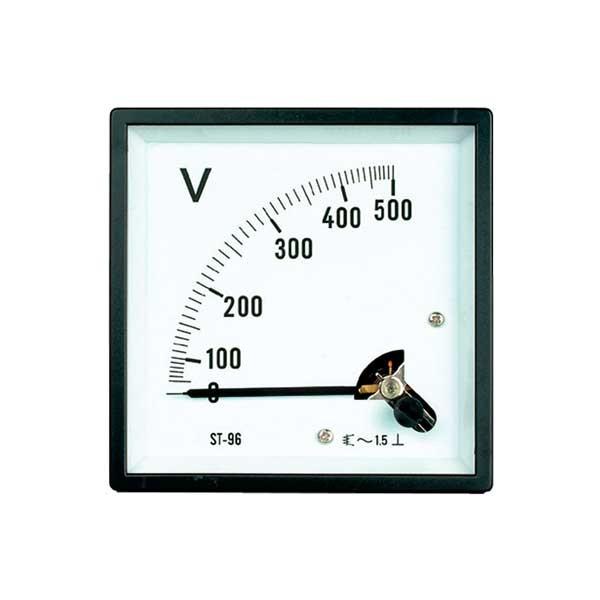 HST-96 AC/DC Analog Voltmeter