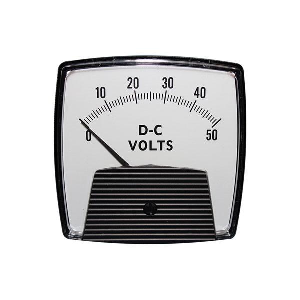 HST-90U AC or DC Analog Panel Meter